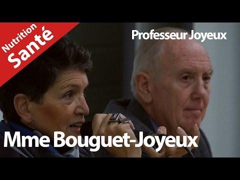 Nutrition Professeur Joyeux et Mme Boguet Joyeux.Conseils ? Manger Bio ?