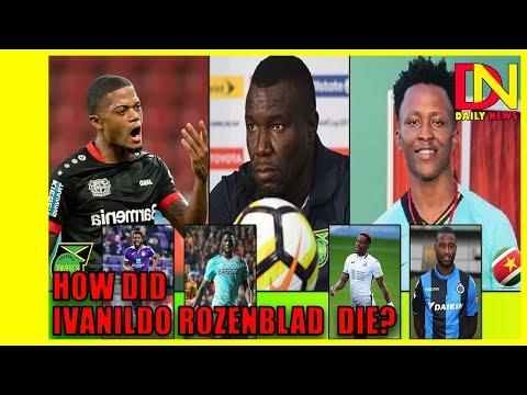 Surinamese footballer Ivanildo