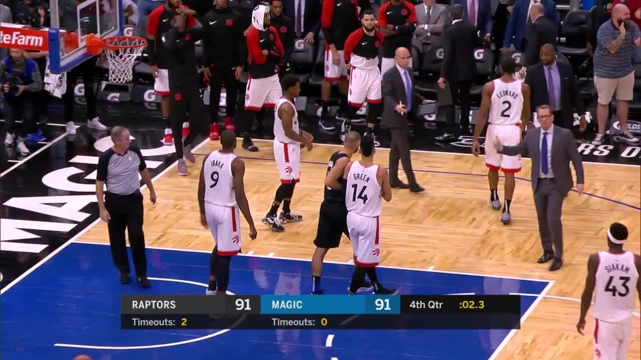3b21e8e34 4th Quarter, One Box Video: Orlando Magic vs. Toronto Raptors