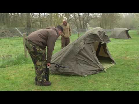 TF Gear Airflo Inflatable Carp Fishing  Bivvy