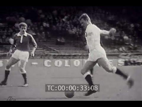 ASSE 1-0 Angers - Demi-finale de la Coupe de France 1961-1962