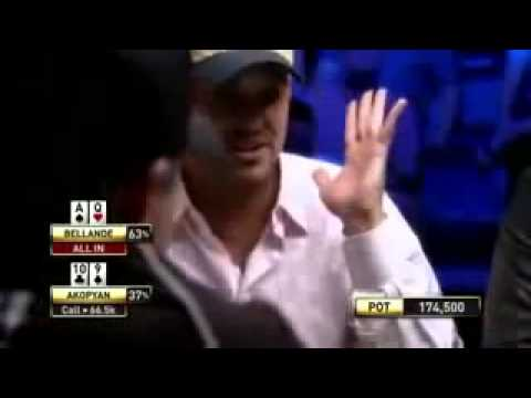 Texas Hold Em - What NOT to Say When Your All In