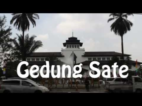 The Beauty Of Bandung Tourism - West Java - Indonesia