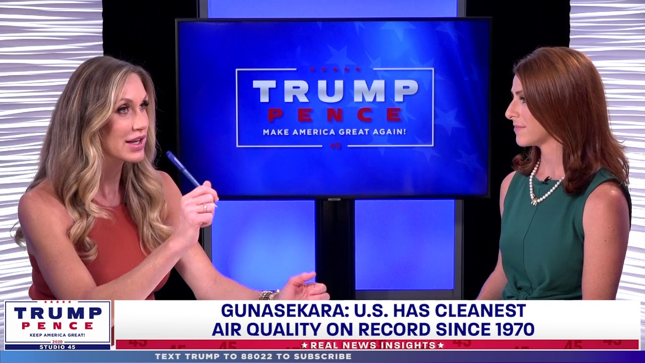 Donald J Trump Real News Insights w/ Mandy Gunasekara