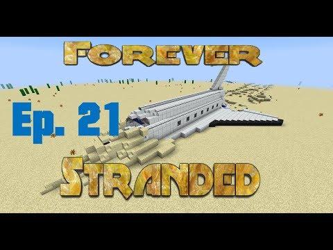 Forever Stranded [Modded Minecraft] - Ep 21 - Toward AE