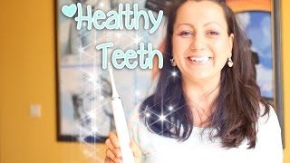 Fruits ruined my teeth ... or not. How to have healthy teeth.