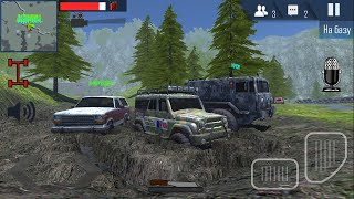 Offroad Simulator Online - Offroad Car Game 2020 - Android Gameplay