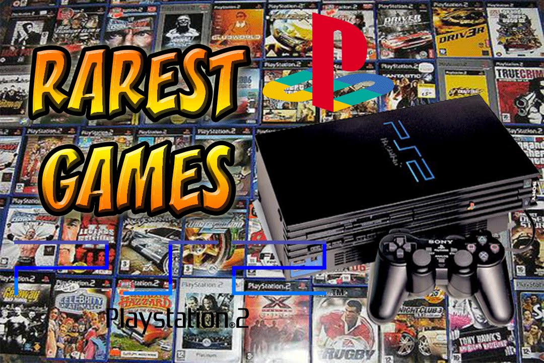 Top 15 Rarest PS2 Games   Most Expensive PS2 Games   YouTube