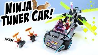 LEGO Ninjago Ninja Tuner Car F…