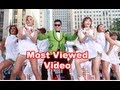 GANGNAM STYLE Now #1 THE MOST VIEWED VIDEO ON YOUTUBE