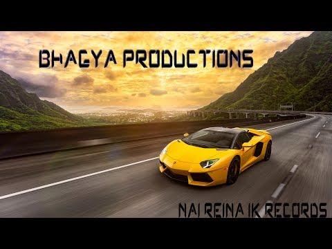 Lamborghini aventador yellow V/S Nai reina IMRAN KHAN™