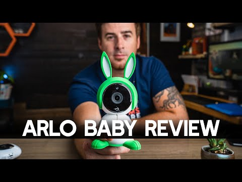 Arlo Baby Video Review, Unboxing, And Feature Walkthrough