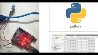 How to save data from arduino to mysql database server videos