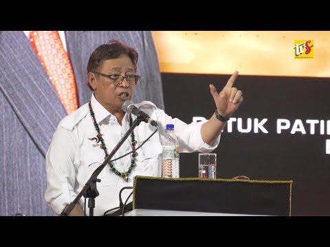 Ucapan Ketua Menteri Pada Majlis Pelancaran GPS Zon 4B