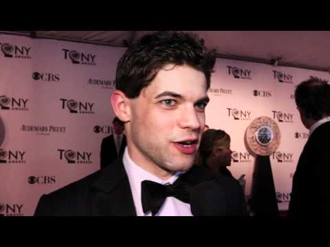 Tony Interview: Jeremy Jordan