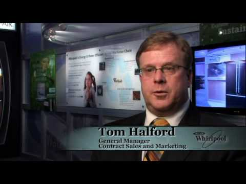 Green Home Source  International Builders Show 2010 - Whirlpool