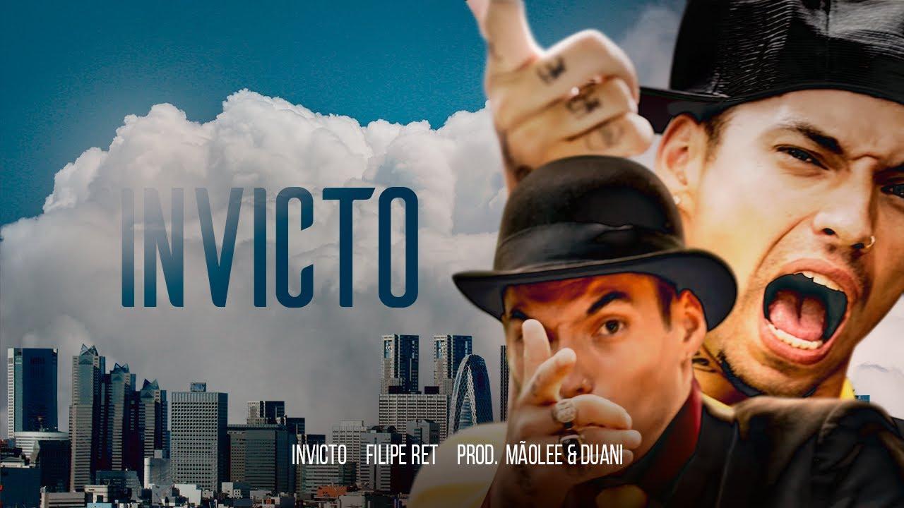 """Download Filipe Ret """"INVICTO"""" 👑 (pd. Mãolee e Duani)"""