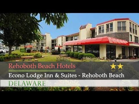 Econo Lodge Inn & Suites - Rehoboth Beach - Rehoboth Beach Hotels, Delaware