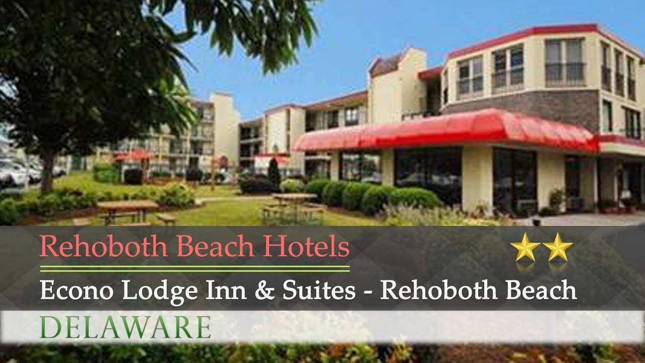 Hotel Rehoboth Econo Lodge Inn Suites Rehoboth Beach Rehoboth Beach Hotels Delaware