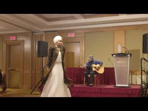 Bedda At Home by Jill Scot (performed by Aasiiyah)