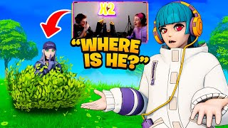 I went UNDERCOVER in my TWINS HIDE AND SEEK Tournament!