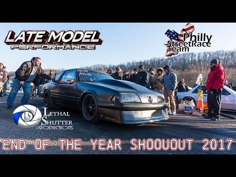 Late Model Performance - End of the Year Shootout 2017 - Potomac Air Park WV
