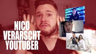 Nico verarscht Youtuber | der Erdbeermonat | inscope21