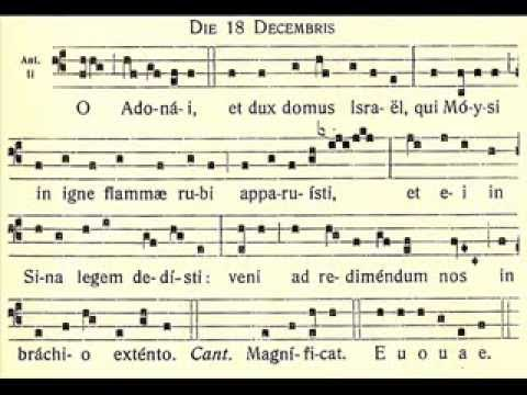 O Adonai - December 18