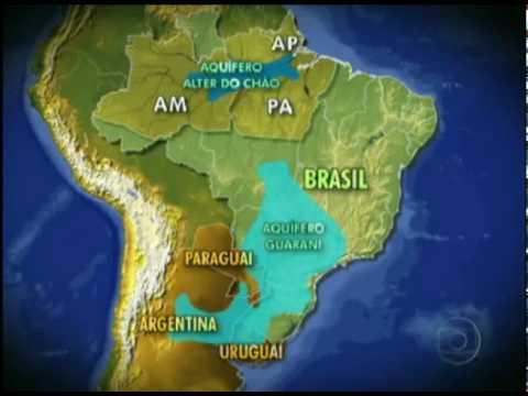 ALTER DO CHÃO - O maior reservatório subterrâneo d'água doce do Planeta//Amazônia-Brasil