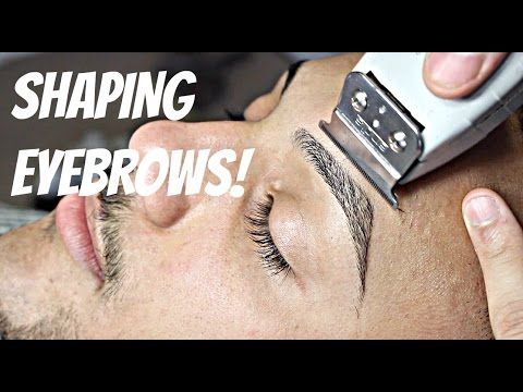 How To Shape Eyebrows HD!