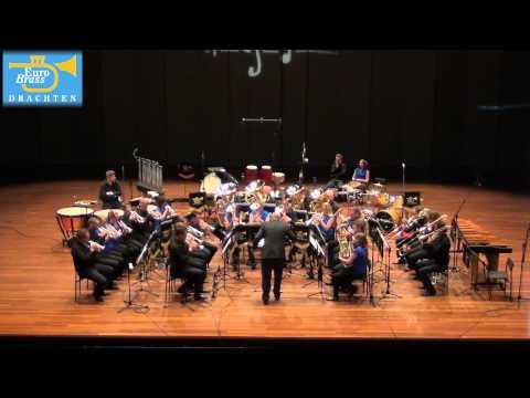 2013 47 EuroBrass 18th Variation on a theme  Pagaini Sergei Rachmaninov Provinciale Brassband Gron