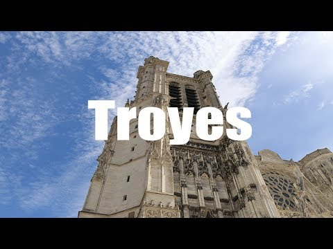 Troyes, France | Canon 80D | Virtual Trip
