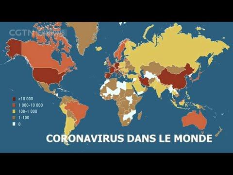 Bilan de l'épidémie de coronavirus en Chine et dans le monde