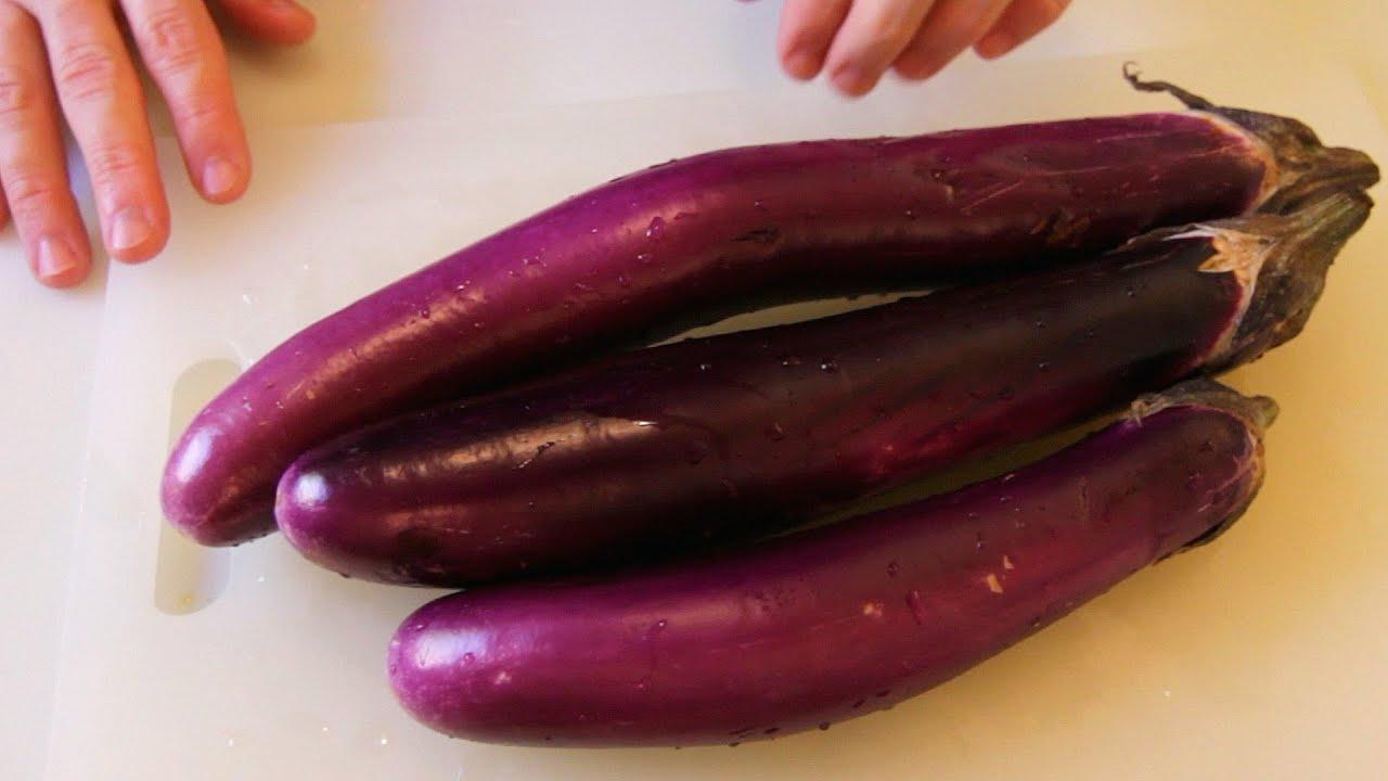 Chinese eggplant recipe w sweet sauce youtube forumfinder Choice Image