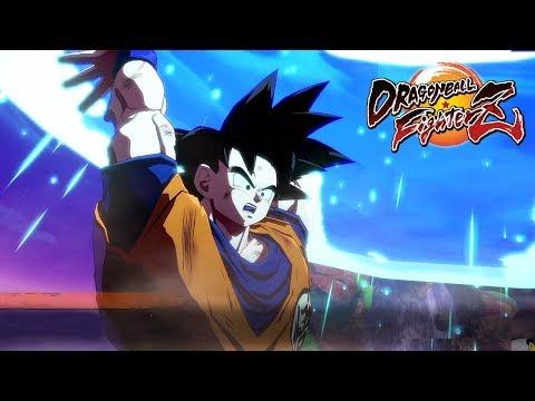 Dragon Ball FighterZ - Final Boss + Ending @ 1080p (60ᶠᵖˢ) HD ✔