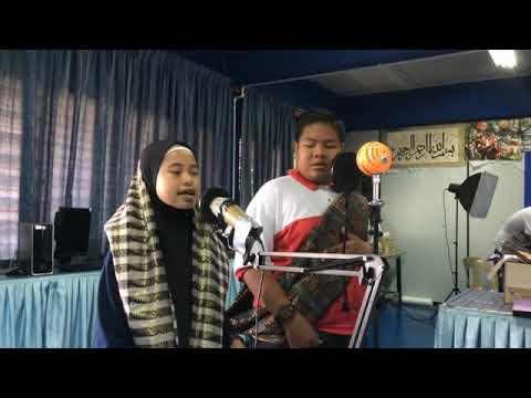 Syafa Wany & Alif Syazwan - Bahtera Merdeka (Cover Aisyah)