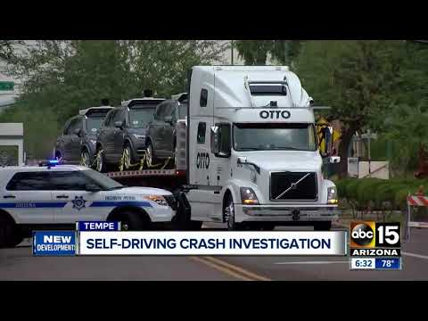 Attorney weighs in on deadly crash involving self-driving Uber in Tempe