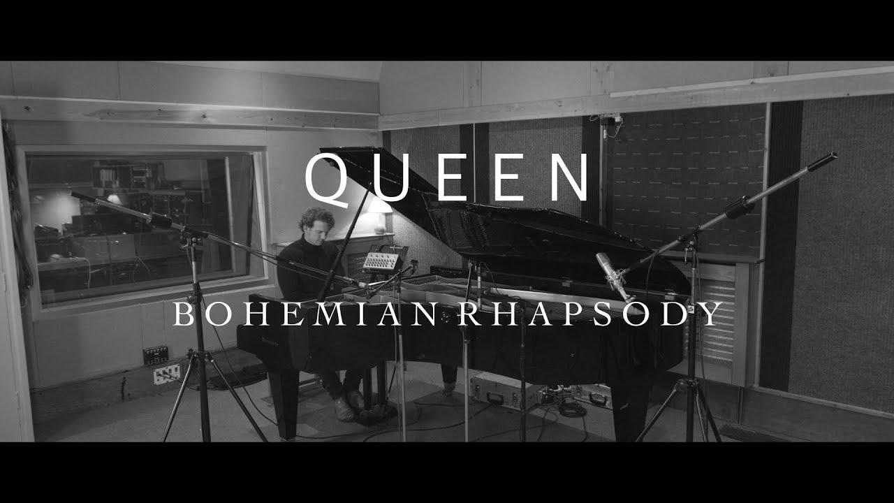 Bohemian Rhapsody' by Queen, but it's a magical solo piano