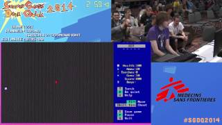 SGDQ 2014 - ZZT WORLD RECORD