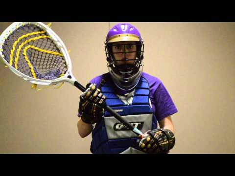 Girls Lacrosse Equipment Video