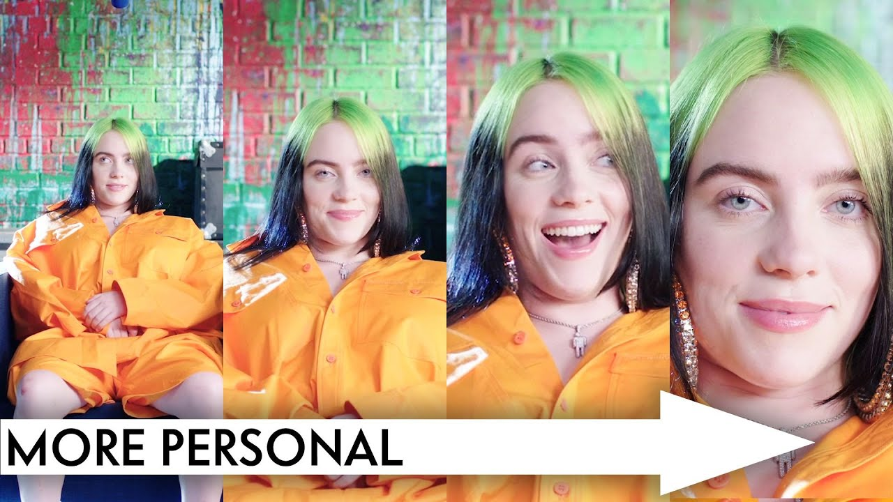 Billie Eilish Answers Increasingly Personal Questions | Slow Zoom