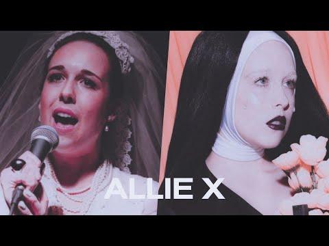 ALLIE X - Music Evolution (2006 - 2019)