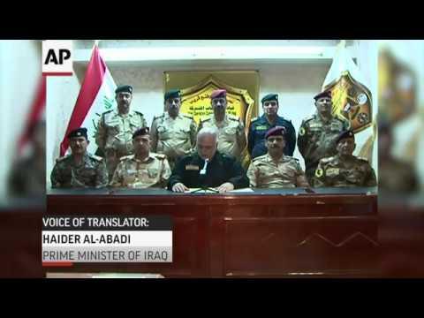 Massive Push to Reclaim Mosul, Iraq from IS