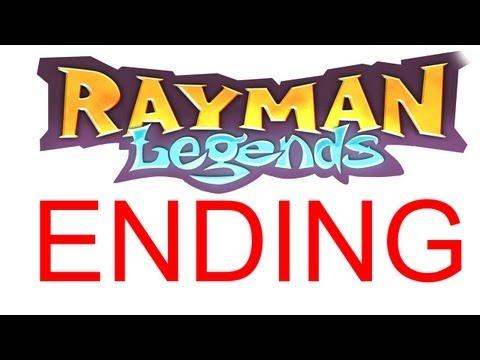 """Rayman Legends Ending + Final Boss Gameplay Walkthrough part 6 Let's play """"rayman legends ending"""""""