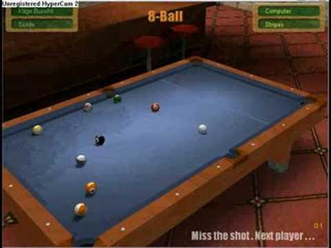 3d live pool crack serial