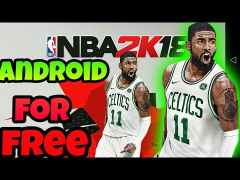 [MEGA LINK] HOW TO DOWNLOAD NBA2K18 ON ANDROID DEVICES FOR FREE!!!!