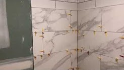 Bathroom Remodeling with tile the shower in Maple Shade NJ Part 2