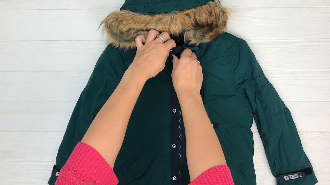 Демісезонна куртка 3 в 1 для хлопчика George - YouTube ba0b6b9c296c9