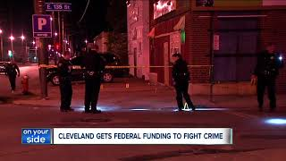 'Operation Relentless Pursuit' aims to reduce crime in several U.S. cities, including Cleveland