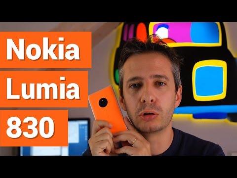 Nokia Lumia 830: la Recensione di HDblog.it